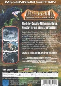 Godzilla 2000 - Millennium