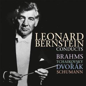 Conducts Brahms,Tchaikovsky,Dvorak & Schumann