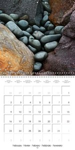 Rock ´n´ Roll - between a rock and a hard place (Wall Calendar 2