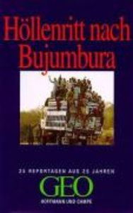 Höllenritt nach Bujumbura