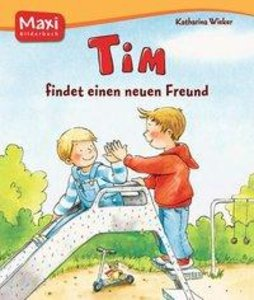 Tim findet einen neuen Freund