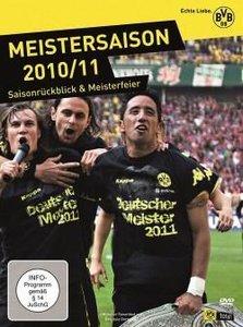 Borussia Dortmund BVB Meistersaison 2010/11 - Saisonrückblick &
