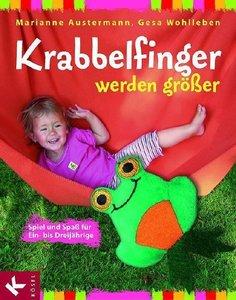 Austermann, M: Krabbelfinger werden größer