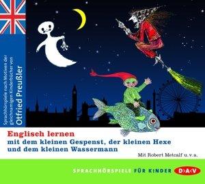 Englisch lernen mit dem kleinen Gespenst, der kleinen Hexe und d
