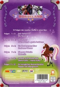 Horseland Box - 2. Staffel
