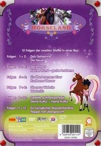 Horseland Box - 2. Staffel