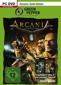 Green Pepper: Arcania (Gothic 4 + Rall of Setarrif) - Gold Editi