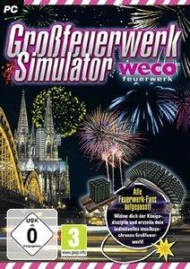 Großfeuerwerk Simulator (WECO Feuerwerk)