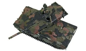 SIKU 4913 - Leopard Kampfpanzer, 19 cm, Metall
