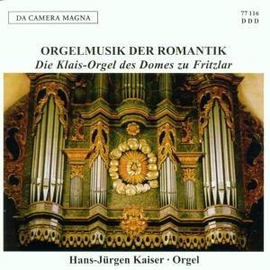 Orgelmusik Der Romantik