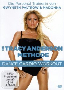 Die Tracy Anderson Methode - Dance Cardio Workout