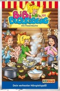 Bibi Blocksberg 105. Die Hexenküche
