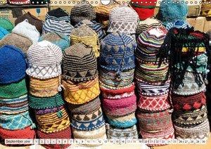 Marokkos Farbenpracht (Wandkalender 2016 DIN A3 quer)