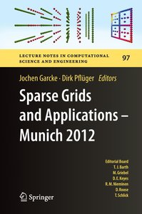 Sparse Grids and Applications - Munich 2012