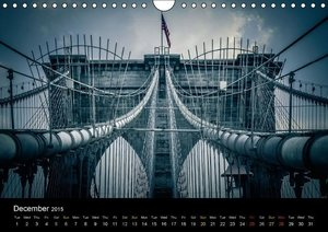 New York Shoots / UK-Version (Wall Calendar 2015 DIN A4 Landscap