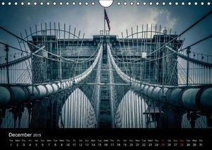 New York Shoots / UK-Version (Wall Calendar 2015 DIN A4 Landscap