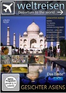 Weltreisen - Gesichter Asiens