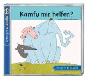 Kamfu mir helfen? und andere Geschichten (CD)