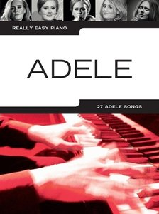 Really Easy Piano Adele Piano Book (Updated Edition)