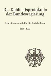 Ministerausschuß für die Sozialreform 1955-1960
