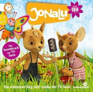 JoNaLu - CD 8 Sing mit den JoNaLus