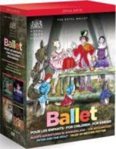 Ballette für Kinder