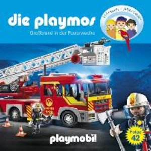 (42)Großbrand In Der Feuerwache