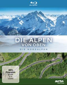 Die Alpen Von Oben-Die Nordalpen