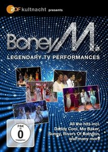 ZDF Kultnacht presents: Boney M. - Legendary TV Pe