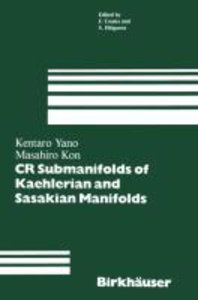 CR Submanifolds of Kaehlerian and Sasakian Manifolds