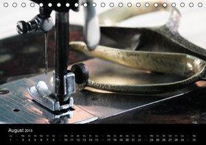 Kimmig, A: Unverwüstliche manuelle Nähmaschinen (Tischkalend