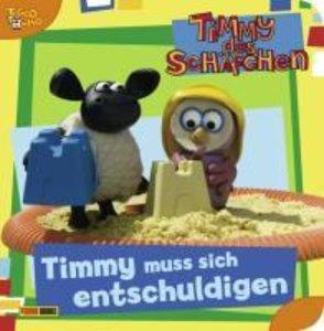 Timmy, das Schäfchen 01