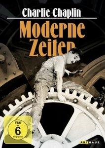 Charlie Chaplin - Moderne Zeiten