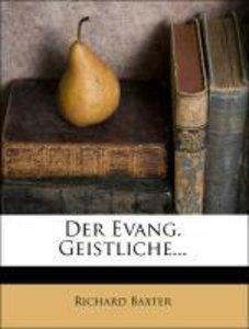Der evangelische Geistliche