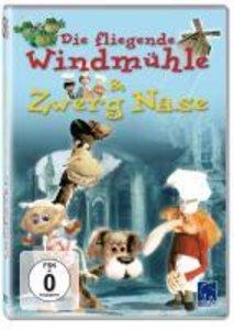 Die fliegende Windmühle & Zwerg Nase