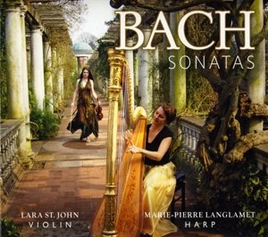 Bach Sonatas for violin & harp