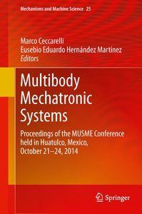 Multibody Mechatronic Systems