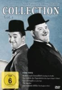 Stan Laurel Und Oliver Hardy Collection Vol.1