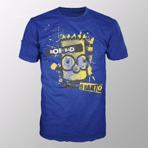 Bart-Born Bad (Shirt M/Blue)