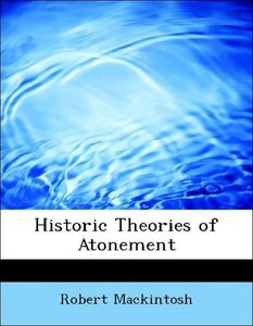 Historic Theories of Atonement