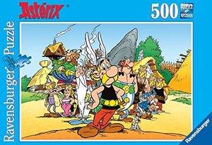 Ravensburger 14635 - Asterix und Co., 500 Teile Puzzle