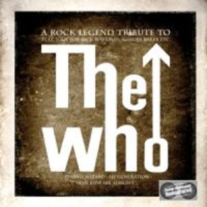 A Rock Legend Tribute To The Who