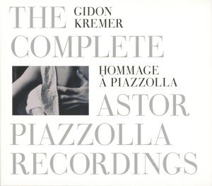 Homage A Piazzolla-Complete A.Piazzolla Recordings