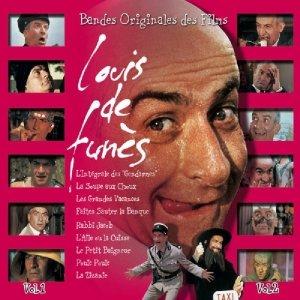 Louis De Fun?s-Bandes Originales Des Film Vol.1 &2