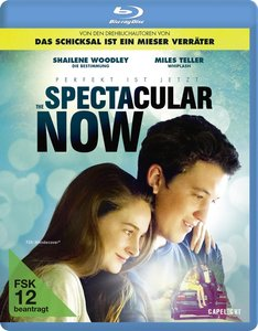 The Spectacular Now - Perfekt ist jetzt (Blu-Ray)