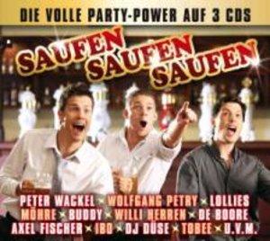 Saufen Saufen Saufen-Die Volle Party-Power Auf 3