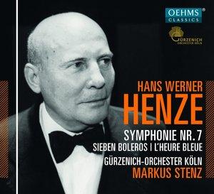 Sinfonie 7/L'Heure Bleue/7 Boleros