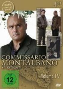 Commissario Montalbano Vol. 4