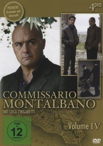 Commissario Montalbano Vol. 4
