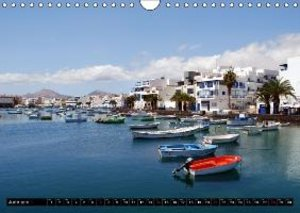 Lanzarote - Canary Islands (Wall Calendar 2015 DIN A4 Landscape)